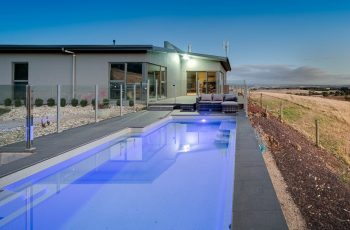 Compass Pools Melbourne How to select between fibreglass pool and concrete pool
