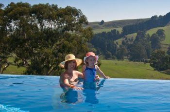 Compass Pools Melbourne Infinity Pools Mirboo North South Gippsland Infinity Pool