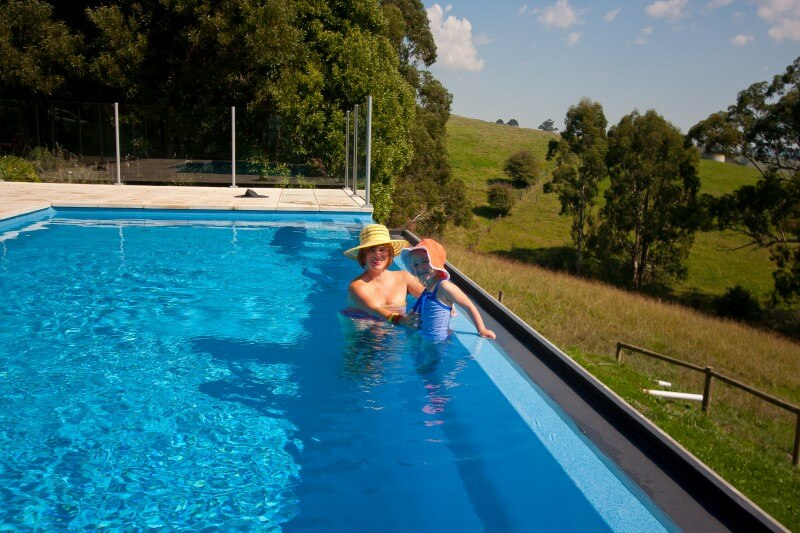 How Much Does an Infinity Edge Swimming Pool Cost? - Compass ...
