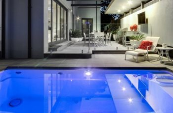 Compass Pools Melbourne Balwyn Vivid Marble Grey 5m Plunge Pool Self cleaning Ashburton 9 Featured 850