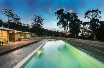 Compass Pools Melbourne SPASA 2017 Awards Winner Best Residential Fibreglass Pool Over 60000