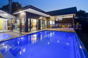 Compass Pools Melbourne All about pool lights