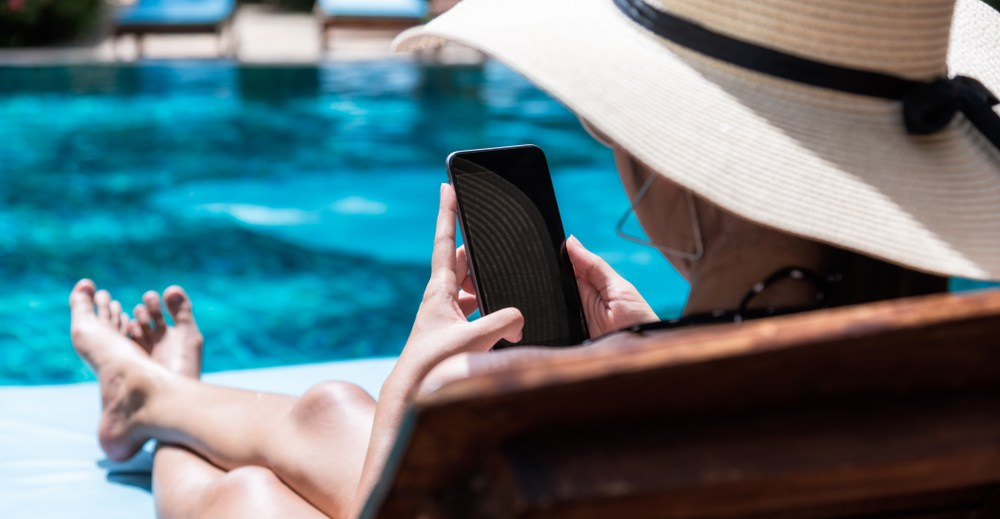 Smart pools - managing pool lights and other features via mobile devices