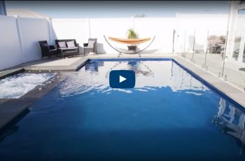 Compass Pools Melbourne Cost of a pool and spa combination video